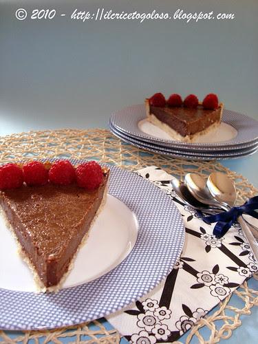 Crostata al cioccolato (1)