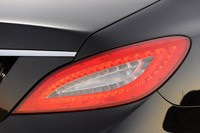 2012 Mercedes-Benz CLS550 taillights