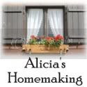 Alicia's Homemaking