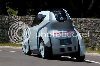 Nissan Land Glider concept 4