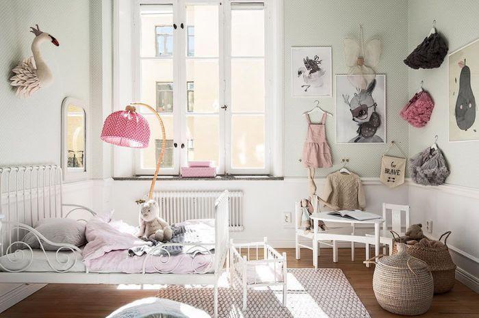5 Inspirasi Kamar Anak dengan Warna Pink Pastel yang Bikin ...