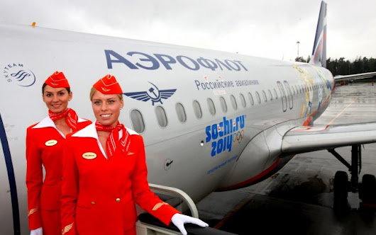 The Ukrainian government said Friday that it will close its airports next month to Russia's largest airlines - Airlines