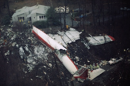Avianca Flight 52 Crash 1990