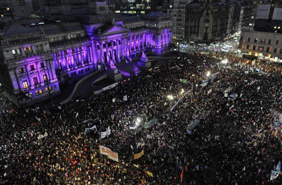 #niunamenos Argentina