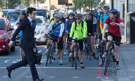 Leave class out of the London cycling debate