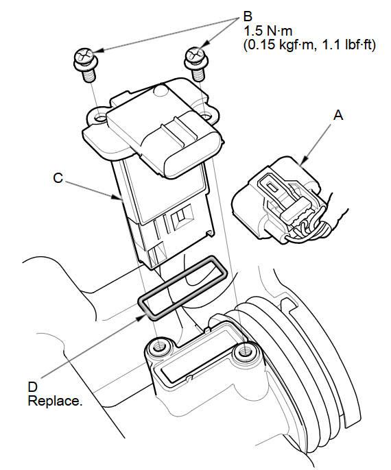 2007 Honda Fit Engine Diagram