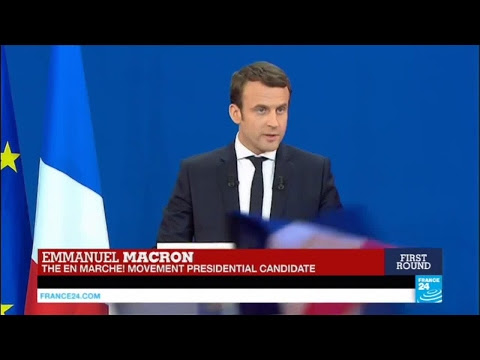 The French election: Macron or Le Pen