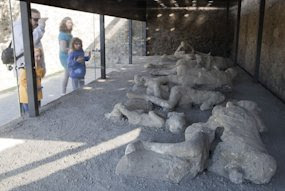 Ancient Pompeii gets 105 mn euro makeover
