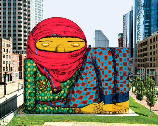 The Street Artists of Brazil