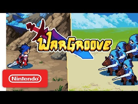 Wargroove – Nintendo Switch Trailer #NintendoSwitch
