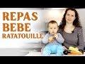 Recette Ratatouille Bébé 12 Mois