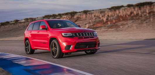 ODaniel Chrysler Dodge Jeep Ram SRT | The Exhilarating 2018 Jeep Grand Cherokee