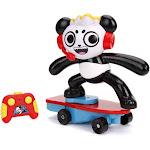 Ryan's World Combo Panda Skateboard RC, Black