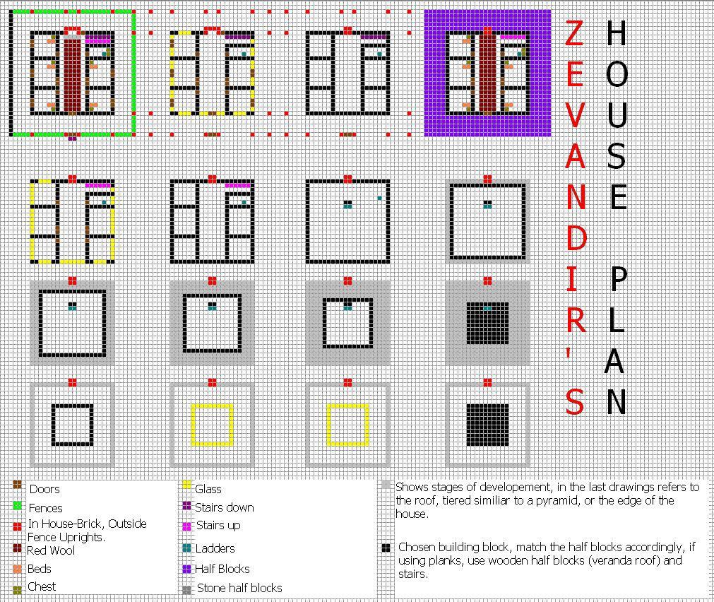 Mansion - Minecraft Constuctions Wiki
