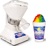 Little Snowie 2 Ice Shaver - Premium Shaved Ice Machine and Snow Cone