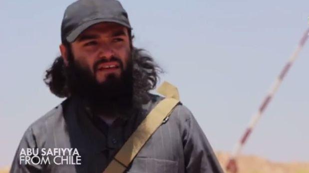 ISIS tendría entre sus filas a un combatiente chileno (VIDEO)