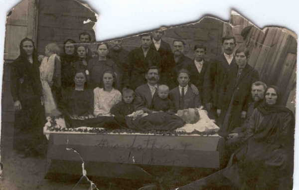 Funeral of August Kiln