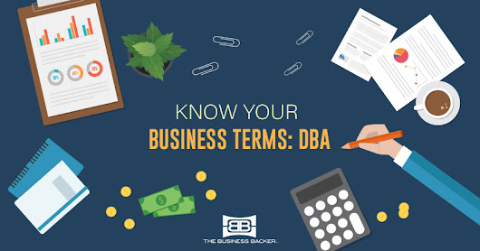 What Does DBA Mean? - The Business Backer