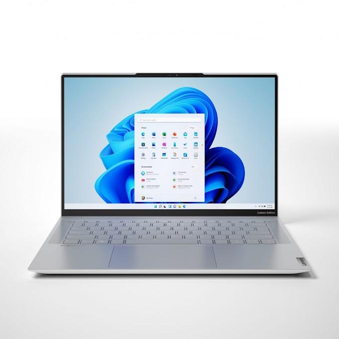 Lenovo launches Windows 11 on new Yoga and refreshed ThinkBook laptops