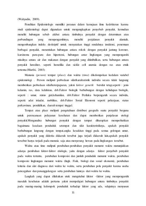 STUDI KASUS TENTANG PENYAKIT TYPOID DI RSUD BANJARBARU