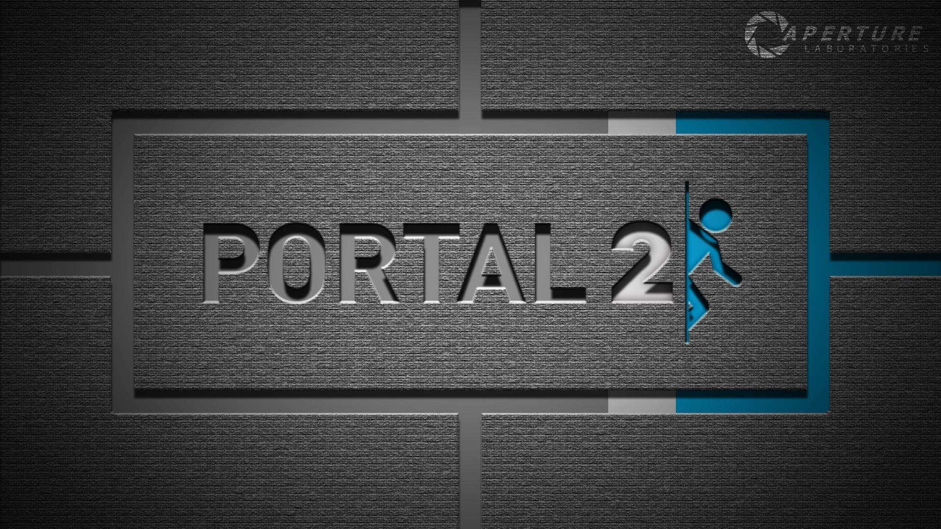 Portal 2 Background Wallpaper 1920x1080 67741