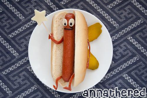 Hot Dog Fairy