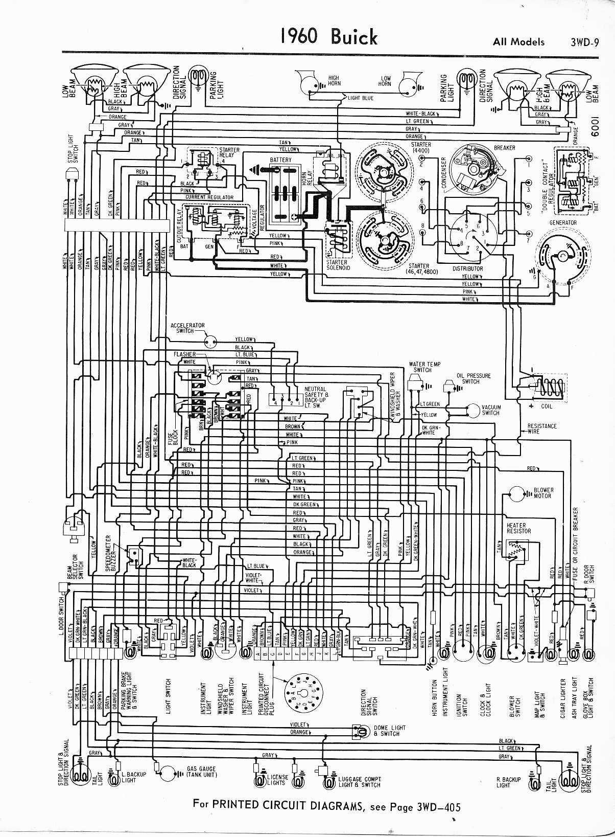 1994 Buick Lesabre Ignition Switch Wiring Diagram - Wiring ...