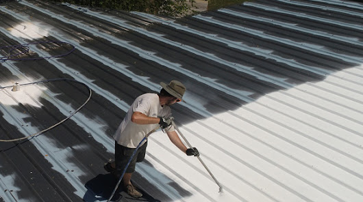 Commercial Roof Repair, Insurance Claims, and Hiring Contractors