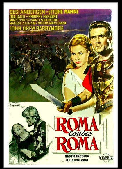 Resultat d'imatges de Roma contro Roma ettore manni