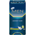 TENA Incontinence Guards for Men, Moderate Absorbency 20 ct by Pharmapacks