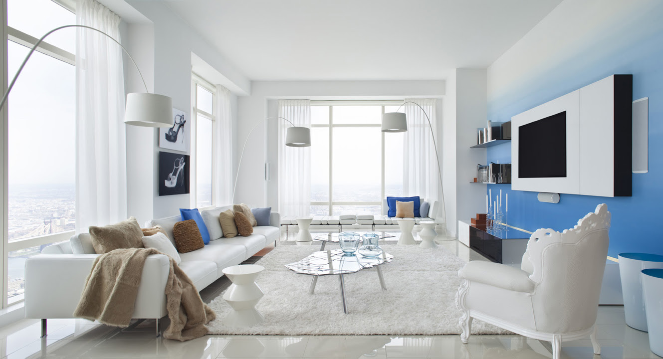 Best 25  Blue accent walls ideas on Pinterest | Boys room colors ...