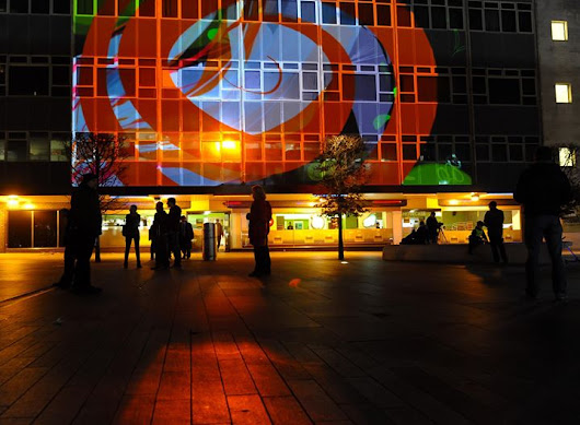 Lighten UP II – Light Art event to transform Guildhall Square