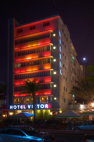 Hotel Victor - Art Deco In Miami Beach