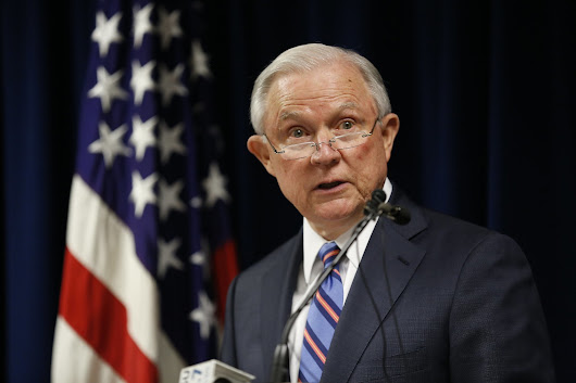 Jeff Sessions attacks judges who rule against Trump administration