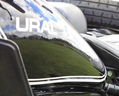 Retro Ural Reflection
