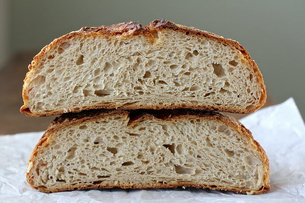Double-Fed Sweet Levain Bread - An Amazing Sourdough Bread