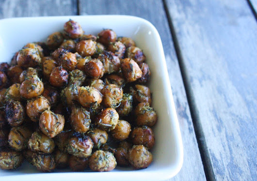 Dill Chickpeas
