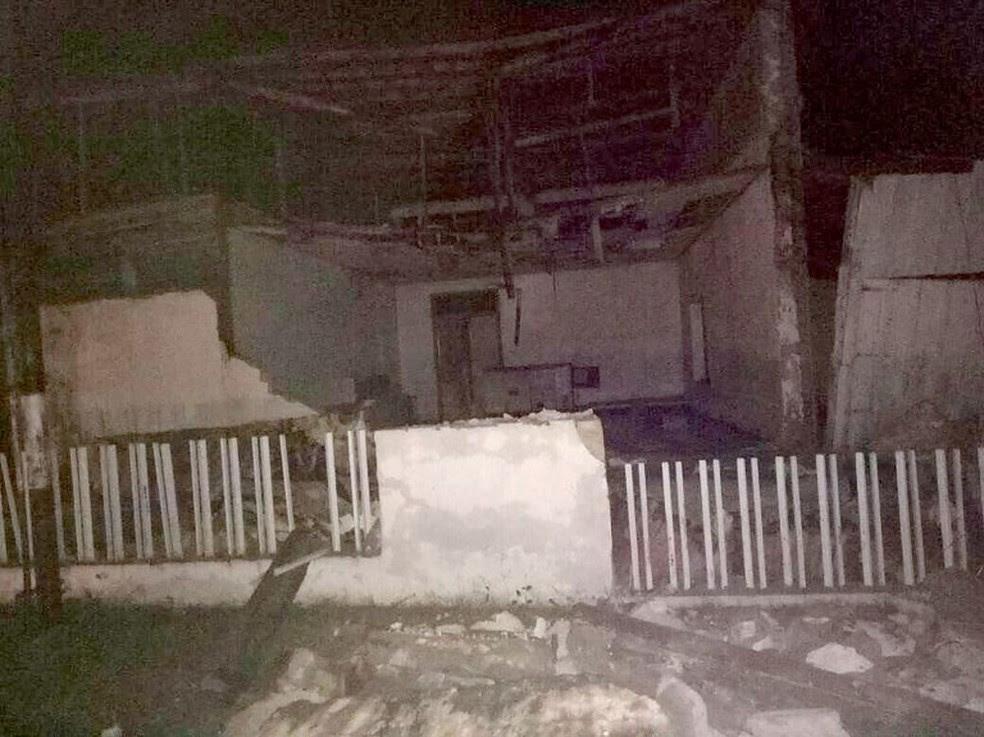 Tremor atingiu a Indonésia nesta segunda-feira (29)  (Foto: Indonesian Nationals Board of Disaster Management / AFP)