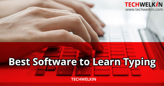 Typing Software: Top 10 of the Best Software to Learn Typing