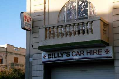 Billy's Car Hire