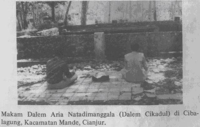 Makam Aria Natadimanggala