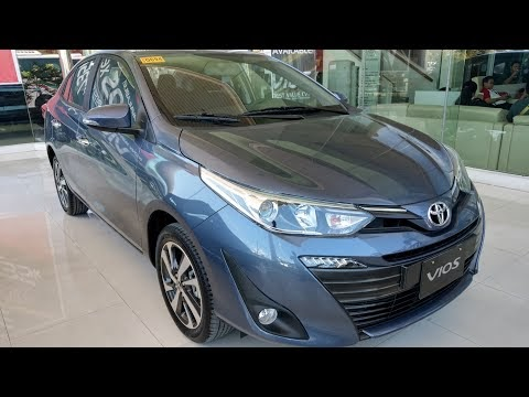 VIDEO: Toyota Vios 1.5 G(Hi-end) - Grayish Blue (Philippines) | Video by Marvin Masongsong