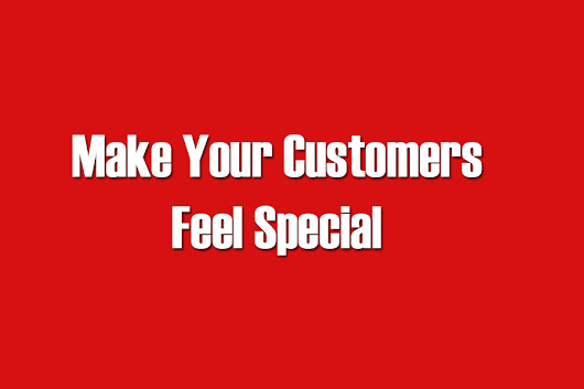 Make Your Customers Feel Special | DigitalMix Design