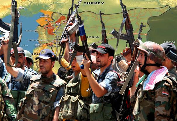 Ανακωχή ζήτησαν εσπευσμένα οι ισλαμιστές στην Συρία - Ισοπεδώθηκαν στην Χομς