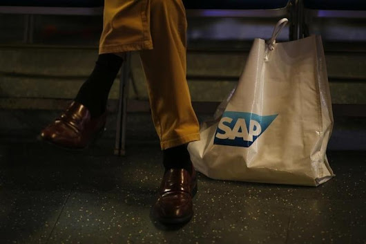 Renewals and 'cloud' sales boost SAP, but outlook cautious