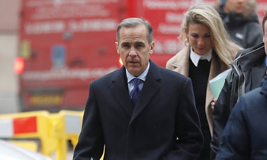 Mark Carney says 'fools' are investing in Bitcoin