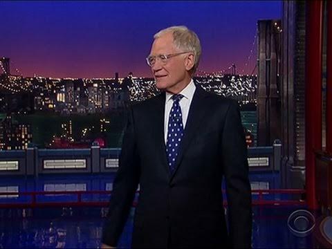 #David Letterman Leaves Late Show  #NewsPolitics - #147Notjustanumber, #David, #Late, #Leaves, #Letterman...