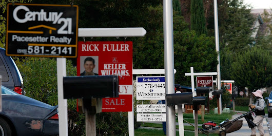 Volatile prices scare investors away ... except in the housing market