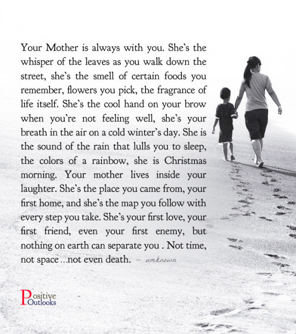 Your Mother Is Always With You Pictures Photos And Images For