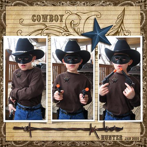 Cowboy Hunter